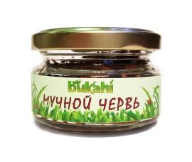 Корм консервированный Bukahi - мучной червь / 40 г - арт.: BU-192001