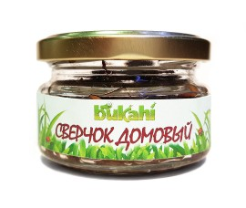 Bukahi - canned house cricket / 40 g, SKU: BU-192004