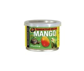 Тропический микс (манго) - Zoo Med Tropical Fruit Mix-ins Mango - 113 г - арт.: ZM-150E