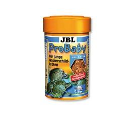 Корм для молодых водных черепах - JBL ProBaby - 100 мл - 13 г - арт.: 7036000