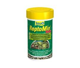 Корм для молодых водных черепах (основной) - Tetra ReptoMin Baby - 100 мл / 26 г - арт.: 140158