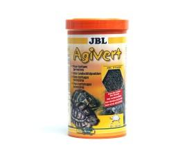 Корм для сухопутных черепах - JBL Agivert - 1000 мл - 420 г - арт.: 7033300