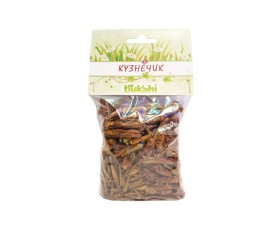 Bukahi - dried grasshopper / 20 g, SKU: BU-193005