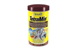 Корм для рыб - Tetra Min (хлопья, 100 мл) - арт.: 762701