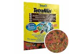 Корм для рыб - Tetra Min (хлопья, 12 г) - арт.: 766402