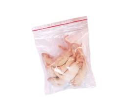 Крысы кормовые (бархатные, 4 шт. в упаковке, -21°C) - арт.: SE-30