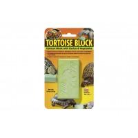 Кальциевый блок с овощами и кактусом для черепах - Zoo Med Tortoise Block - арт.: BB-55