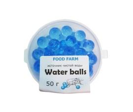 Шарики из питьевого гидрогеля - Food Farm Water Balls - 50 г - арт.: IP-226