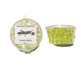 Шарики из питьевого гидрогеля - Territory Reptiles Water Balls - 40 г - арт.: VS-347