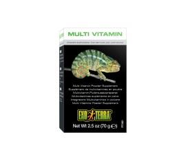 Мультивитаминный комплекс (порошок) - Exo-Terra Multi Vitamin - 70 г - арт.: PT1861